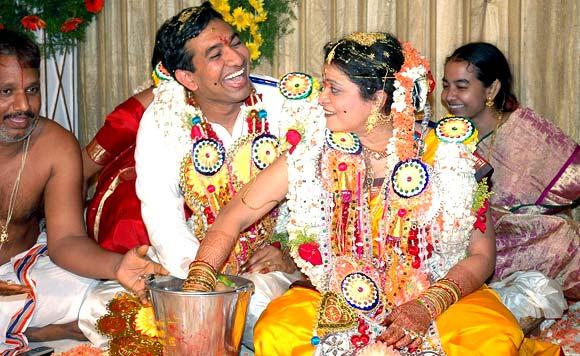Gangadhar and Priya