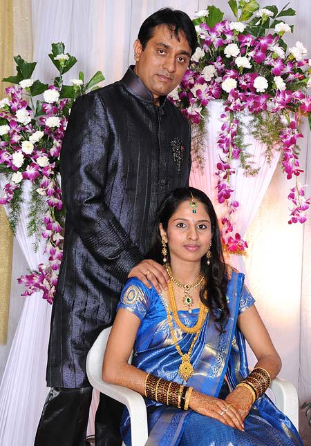 Vidhyadhar and Swetha