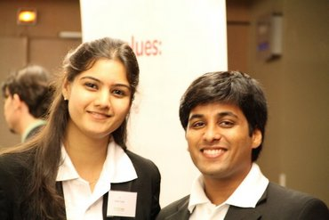 Shubhi Gupta and Prateek Goel