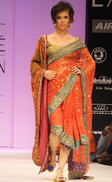 An Anupama Dayal sari