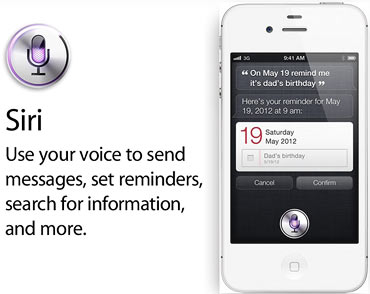 Reader's take: iPhone 4S is a Siri story