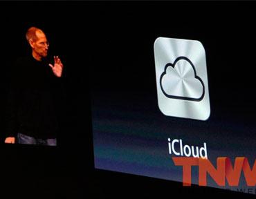 Launching the iCloud