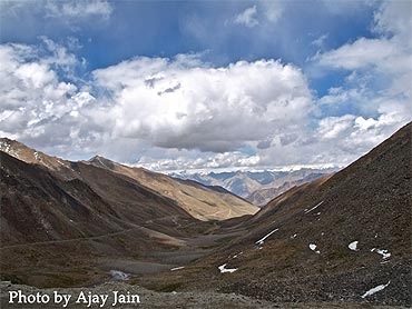 A view from KhardungLa