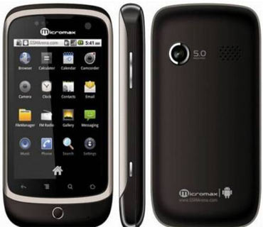 Micromax Andro A70