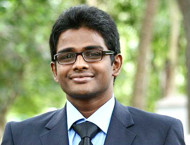 Find out what this farmer plans to do with his MBA degree