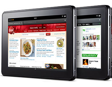 PIX: Top alternatives to Amazon Kindle Fire