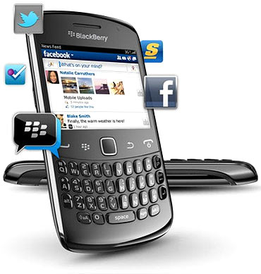 BlackBerry Curve 9360: The expensive Apollo has landed