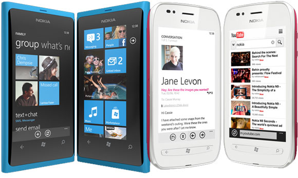 PICS: Lumia, Nokia's first Windows phone in India before Xmas