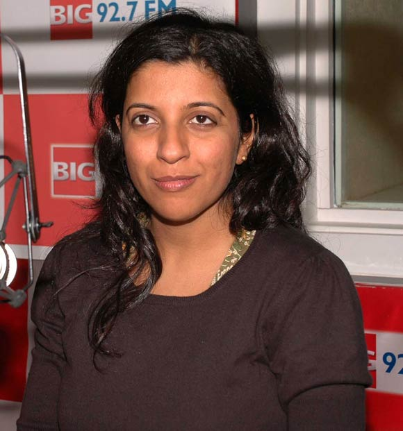 Film director Zoya Akhtar
