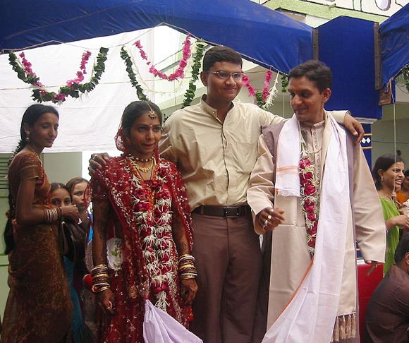'In India you study to become marriageable'