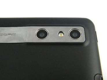 Samsung Galaxy S II supports 1080p HD video recording at 30 fps