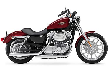 Harley Davidson Macho models