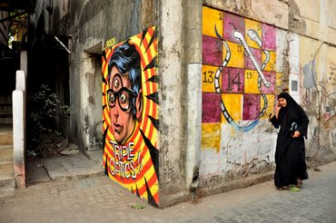IMAGES: The spirit of Mumbai captured on camera