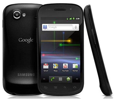 Samsung Google Nexus S 4G