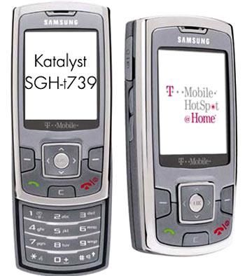 Samsung Katalyst SGH-T739