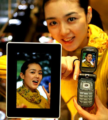 Samsung SPL-07 Wireless Digital Photo Frame