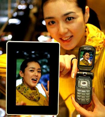 Samsung SPL-07 Wireless Digital Photo Frame
