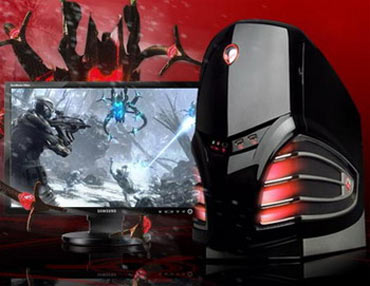 Alienware Area-51 ALX gaming rig