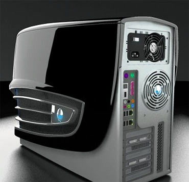 Alienware P2 case