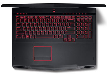 Red Alienware M17x
