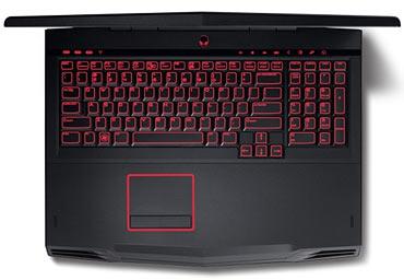 Red Alienware M17x