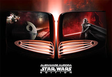 Alienware Aurora Star Wars