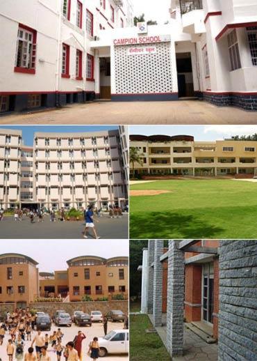 Top 10 schools in India