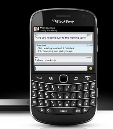 BlackBerry OS 6.0 replaced by BlackBerry OS 7.0 makes a statement
