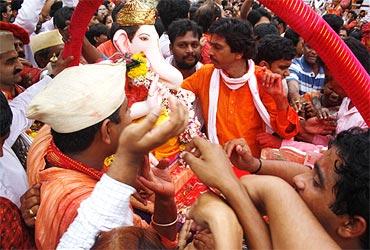 Pune's King Kasba Ganpati