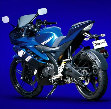 PICS: The new Yamaha R15 you've been waiting for!
