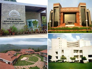India's top b-schools based on the alumni's job profiles!