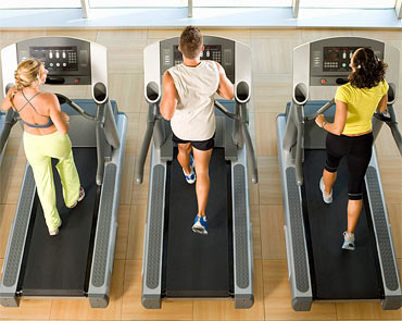 30 minutes of cardio five days a week could result in healthy weight loss