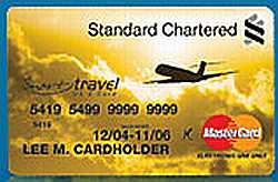 Standard Chartered Bank: Smart Travel Prepaid Card
