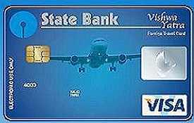 State Bank of India: Vishwa Yatra Card