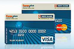 Hdfc prepaid forex card india