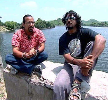 Rocky and Mayur have made a career by eating in dhabas all over India on their show Highway on my Plate
