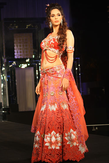 Mallika Sherawat for Anjalee and Arjun Kapoor