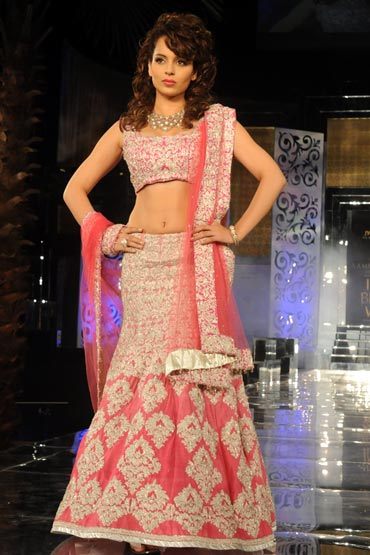 Kangana Ranaut for Jyotsna Tiwari