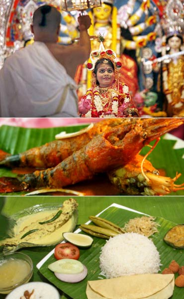 Check out! Durga Puja 2011 special recipes