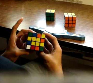 How to solve cube problems