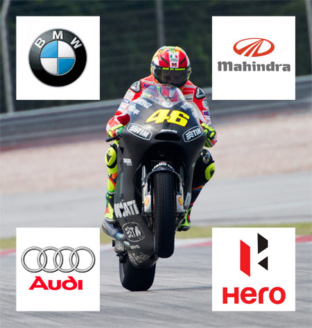 Ducati on the block! Mahindra, Hero, BMW go for the kill