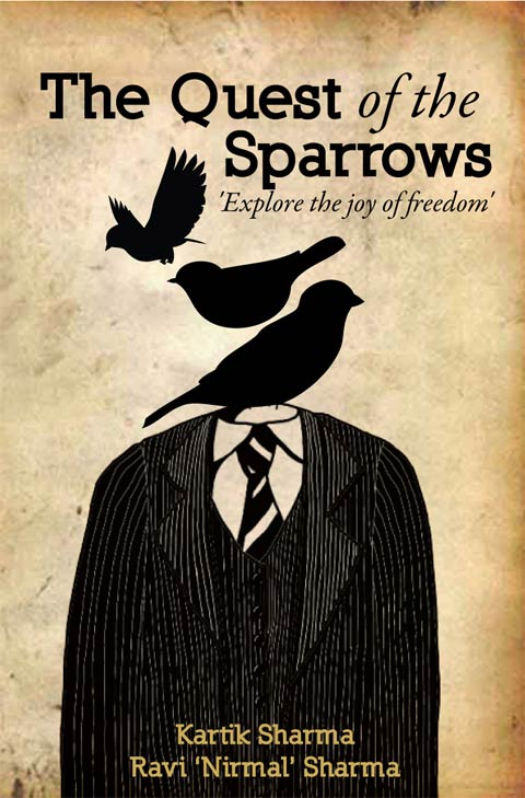 The Quest of the Sparrows book cover