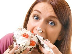 Circumstances which can lead to overeating