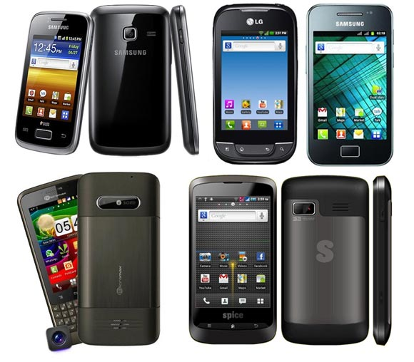 Top 5 dual SIM smartphones in India