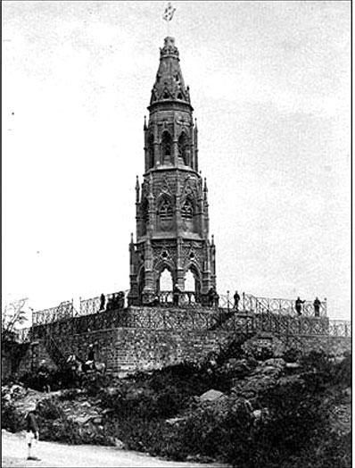 The Mutiny Memorial