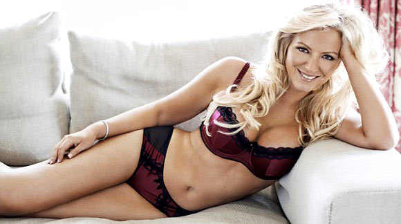 Michelle Mone for Ultimo