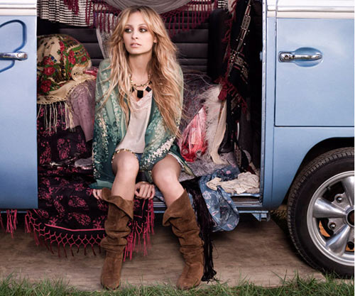 Nicole Richie for House of Harlow