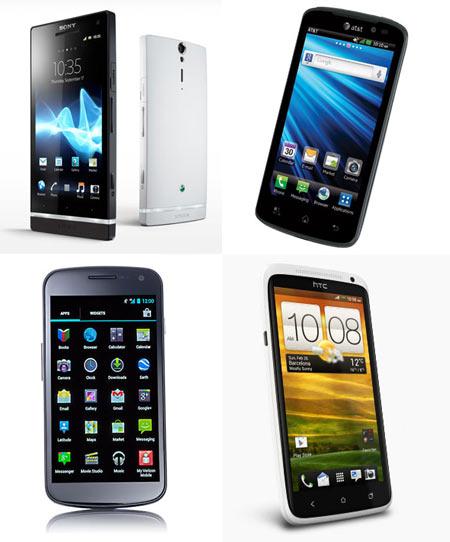 5 GORGEOUS alternatives to the iPhone's Retina Display