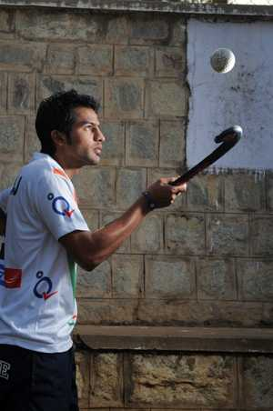 'I realised that cricket is a very rich game'