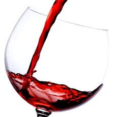 14. Red wine in moderation is good for your cholesterol